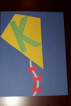The Princess and the Tot - K is for Kite