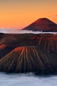 Mount Bromo,East Java, Indonesia