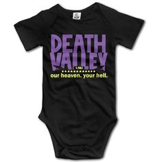 LSU Death Valley Black Children's 24 Months Onesies -- Awesome products selected by Anna Churchill