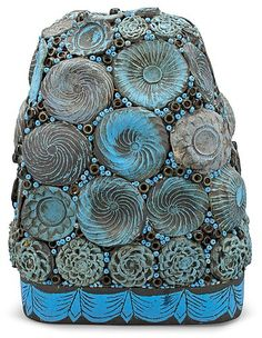242. BIRGER KAIPIAINEN, KERAMIIKKAVEISTOS. Antique Pottery, Pottery Art, Organic Sculpture, Ceramic Artists, Porcelain Ceramics, Clay Art, Mosaic Glass, Scandinavian Design, Metallica