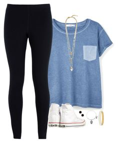 """""""Untitled #825"""" by mads-thompson ❤ liked on Polyvore featuring MANGO, NIKE, Converse, Kate Spade, Vince Camuto and Alex and Ani"""