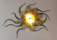 Margherita-con-foglie-plafoniera