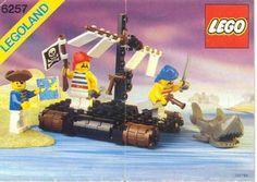 6257 - Castaway's Raft