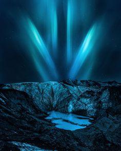 Dreamlike Landscapes of Iceland by Simon Bradley #inspiration #photography