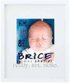 Happy 2nd Birthday Brice. You are certainly a handsome little guy. #gift #nursery #newborn #PNapproved #forbaby #BostonMomsBlog