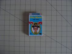 OLD MAID CARD GAME NO. 440 - http://hobbies-toys.goshoppins.com/vintage-antique-toys/old-maid-card-game-no-440/