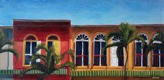 Tanjong Pagar Palms by Shelby Dillon