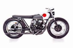 "Garage Project Motorcycles ""The Brat"" - Honda CB350"