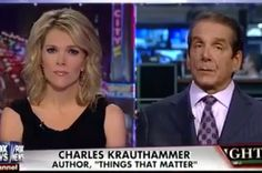 WATCH VIDEO: Krauthammer On IRAQ: 'Two DEVILS Occupy The Space, When America Leaves' Jun 13, 2014