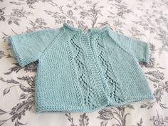 beautiful baby sweater - free pattern!!!