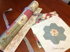 Tutorial. Cose y calla : ...Block Roll!