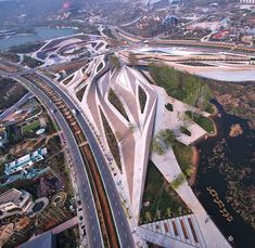 HHD_FUN earthly pond service center china designboom