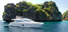 Majesty 88 - Boranova Denizcilik #yacht