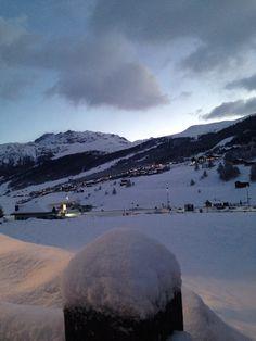 ★★★Good Morning from Livigno !  Snow Snow Snow !!!  visit www.livignolife.it