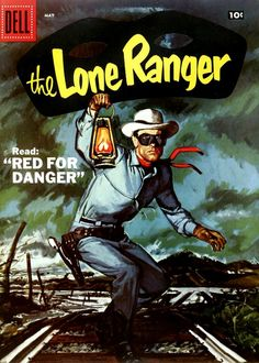 The Lone Ranger: Read For Danger — Tense Over Homophones  by Deanna aka Pop Tart    You might knock comics, saying they aren't good for literacy, but this vintage copy of The Lone Ranger has complex issues of homophones and verb tenses right on the cover.