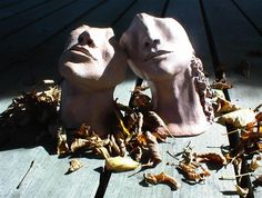 Title: Blind Love      Mexican Clay