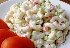 Vynikající oběd za 20 minut z jedné pánve Healthy Salads, Healthy Eating, Healthy Recipes, Pesto Pasta Salad, What To Cook, Vegetable Dishes, Food Hacks, Pasta Recipes, Cooking Tips