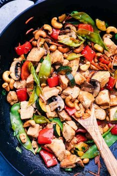 healthy chicken stir fry recipes simple-#healthy #chicken #stir #fry #recipes #simple Please Click Link To Find More Reference,,, ENJOY!!