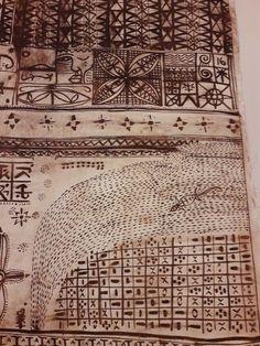 John Pule at Te Papa museum New Zealand Art, Native Art, Animal Print Rug, Weaving, Museum, Sculpture, Abstract, Artwork, Painting