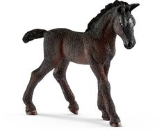 Schleich North America Lipizzaner Foal Toy Figure. Hand painted. Highly detailed. Educational value.