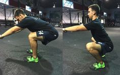 Improve Your Ankle Mobility Written by Cat Blatner To achieve the perfect squat, we must first be able to achieve proper range of motion in our ankles. The foundation of most of our movement is in our feet, so if your chest is dumping forward drastically when you air squat, take a closer look at your ankle flexibility. How well are you able to achieve flexion? If the answer is that you have a 90 degree angle happening at your ankles, then you may need to spend more time on mobility in that…