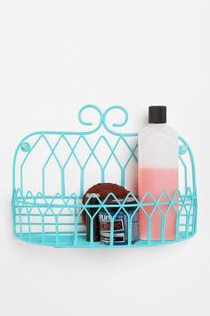 Wall Caddy Shelf  #UrbanOutfitters