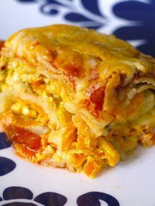 Mexican Lasagna in the Crock Pot! | Weelicious.