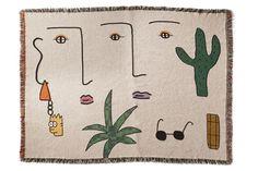 Desert Days Blanket via bfgfshop. Click on the image to see more!