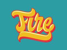 Retro Typography, Saint Charles, San Luis Obispo, Fire, God, Marina Del Rey, Dios, The Lord