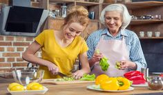 #FAMILY:  Learning of Maternal Legacy Through #Cooking