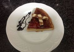 Churros, Tapas, Queso Fresco, Waffles, Breakfast, Food, Strawberry Jam, Cheesecake Recipes, Strawberry Fruit