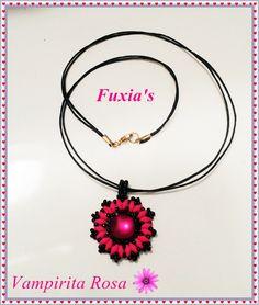 VAMPIRITA ROSA: FUXIA'S