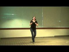 Instructional Baby Likes to Rock it Line Dance - YouTube