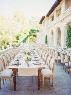 The inspiration behind this garden villa wedding can be perfectly described in…