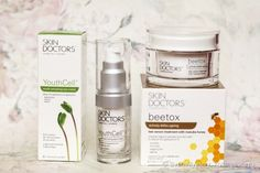 Мой уход за кожей от Skin Doctors: Beetox Actively Defies Agening и YouthCell Youth Activating Eye Cream — Отзывы о косметике — Косметиста