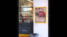 Bacheche porta poster e locandine