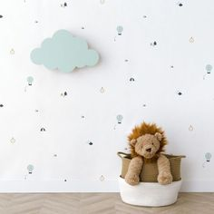 Recursos para cambiar de habitación: de niños a adolescentes – Deco Ideas Hogar Baby Bedroom, Baby Room Decor, Nursery Room, Kids Bedroom, Simple Apartment Decor, Ideas Habitaciones, Baby Playroom, Kids Room Furniture, Ideas Hogar
