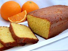 Bizcocho de Naranja / Orange Cake