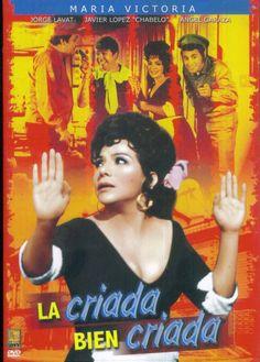 La criada bien criada - un clasico de la TV Mexican...a spin-off of a very successful series of movies made in the 1950's.