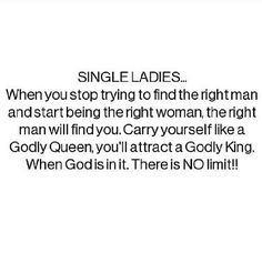 Queen God Woman Single