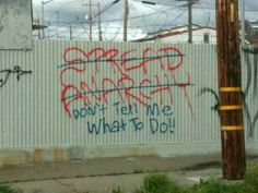 REAL anarchy