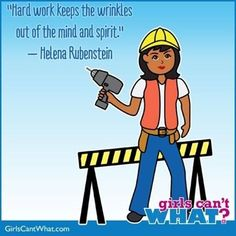 The recipe for staying young! (Construction Girl: http://www.girlscantwhat.com/colorize/?id=24&snapshot=9161 )
