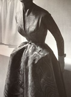 Dior 'New Look' - 1947 - House of Dior (French, founded 1947) - Design by Christian Dior (French, 1905-1957)