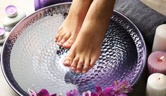 Check out Nail Art designs ideas, nail care tips and tricks, nail paint, manicure, pedicure for beginners to do at home with very simple and easy steps. How To Do Pedicure, Pedicure At Home, Manicure And Pedicure, Manicure Steps, Beginner Pottery, Nail Care Tips, Raku Pottery, Most Beautiful Pictures, Nail Art Designs