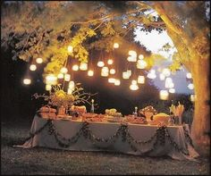 1000+ images about Outdoor Party Ideas on Pinterest ...