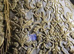 Орнамент барокко. Вышивка и золотное шитье из монастыря Клостернойбург, Вена