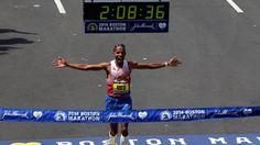 How Boston Marathon Winner Meb Keflezighi Honored Victims