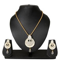 New Design of Necklaces by Diva Jewellery. Complete Collection Available at: http://www.indiebazaar.com/shop/diva/jewellery-sets?sort=mr