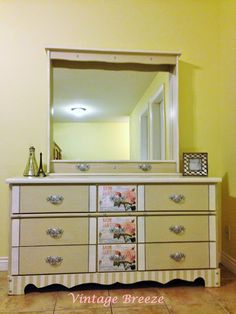 Vintage Breeze: Before & Afters