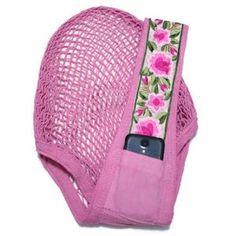Pink Rope Bag
